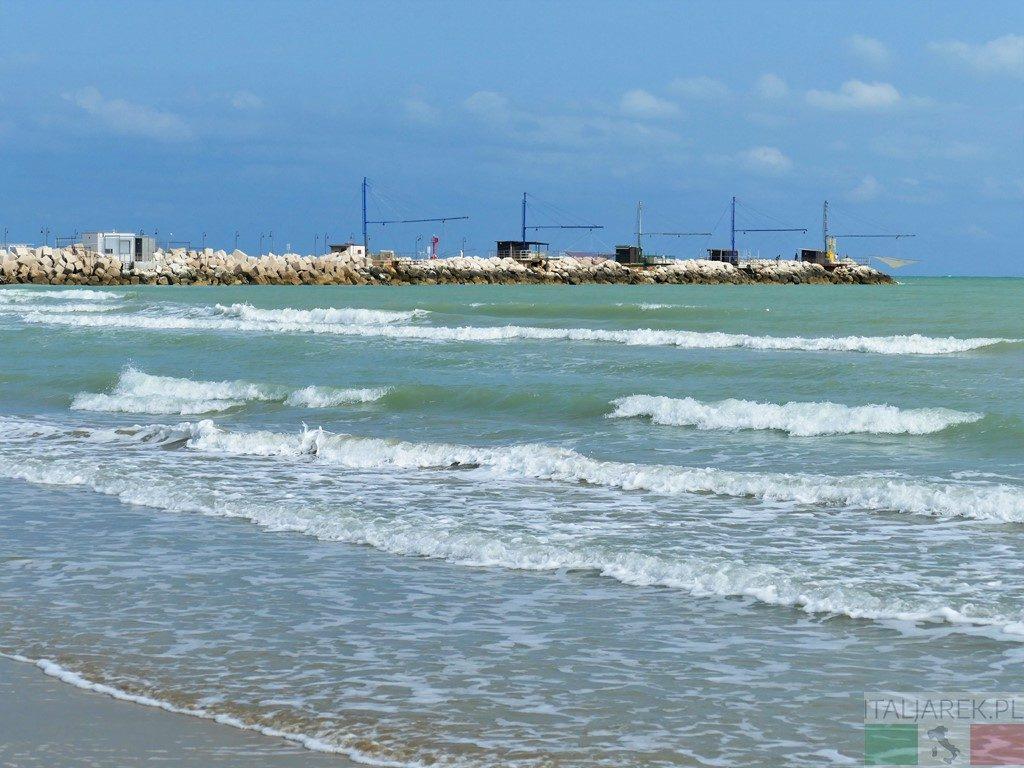 Senigallia - plaża