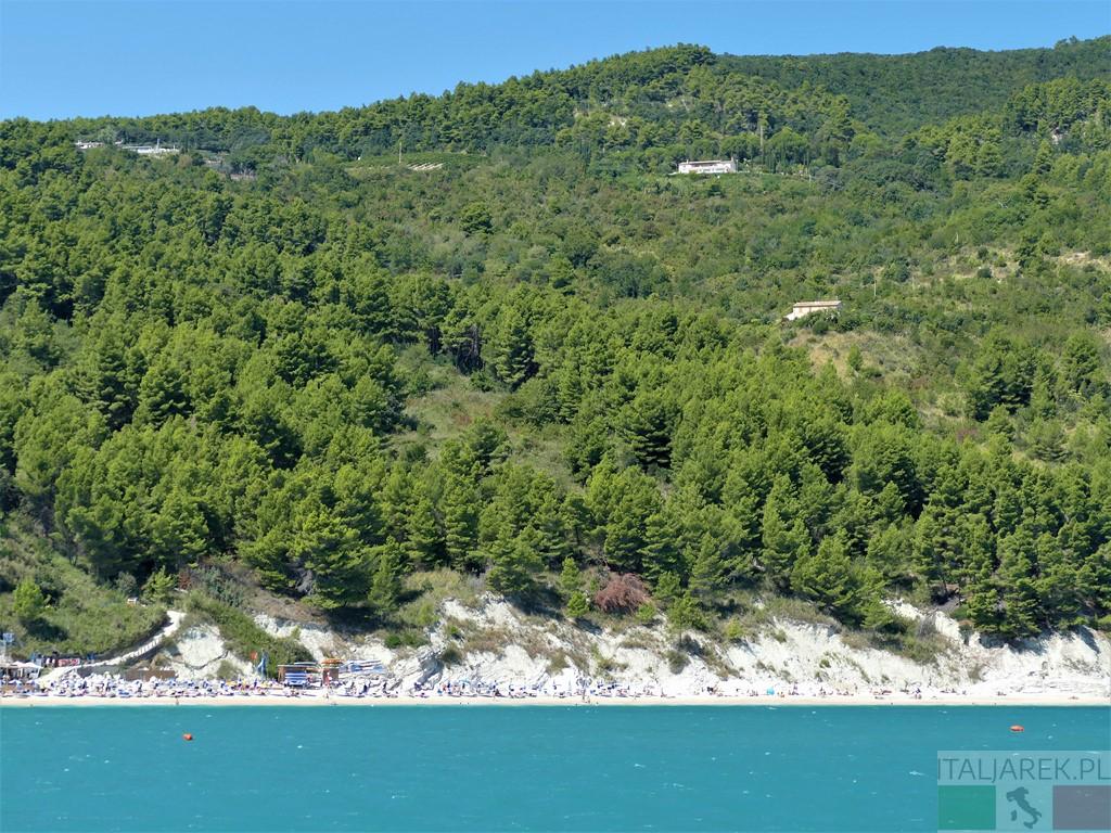 Spiaggia di San Michele, Sirolo