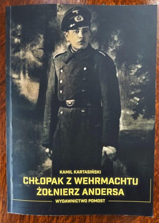 Chłopak z Wehrmachtu. Żołnierz Andersa - K. Kartasiński