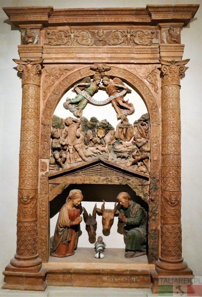 Pietro Paolo Agabiti - Boże narodzenie, Jesi