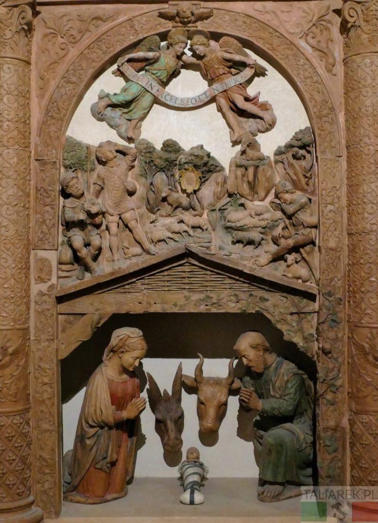 Agabiti - Narodzenie Jezusa, Jesi