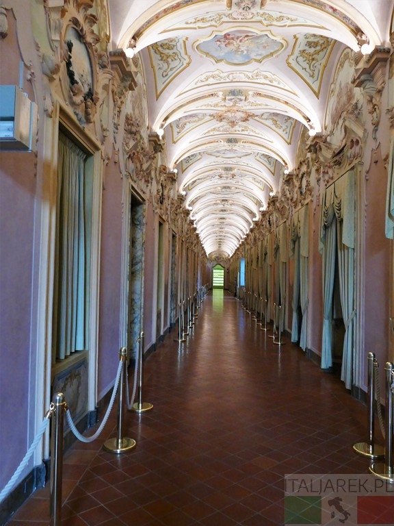 Palazzo Pianetti - Pino nobile, Jesi