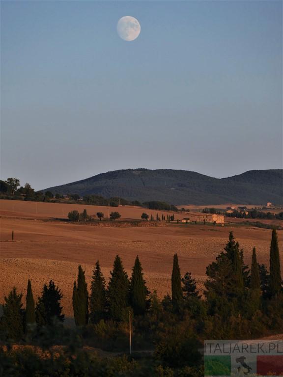 Val d'Orcia z Il Casalino