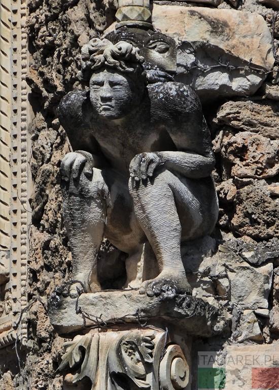 Rzeźba - Casa Giuliante