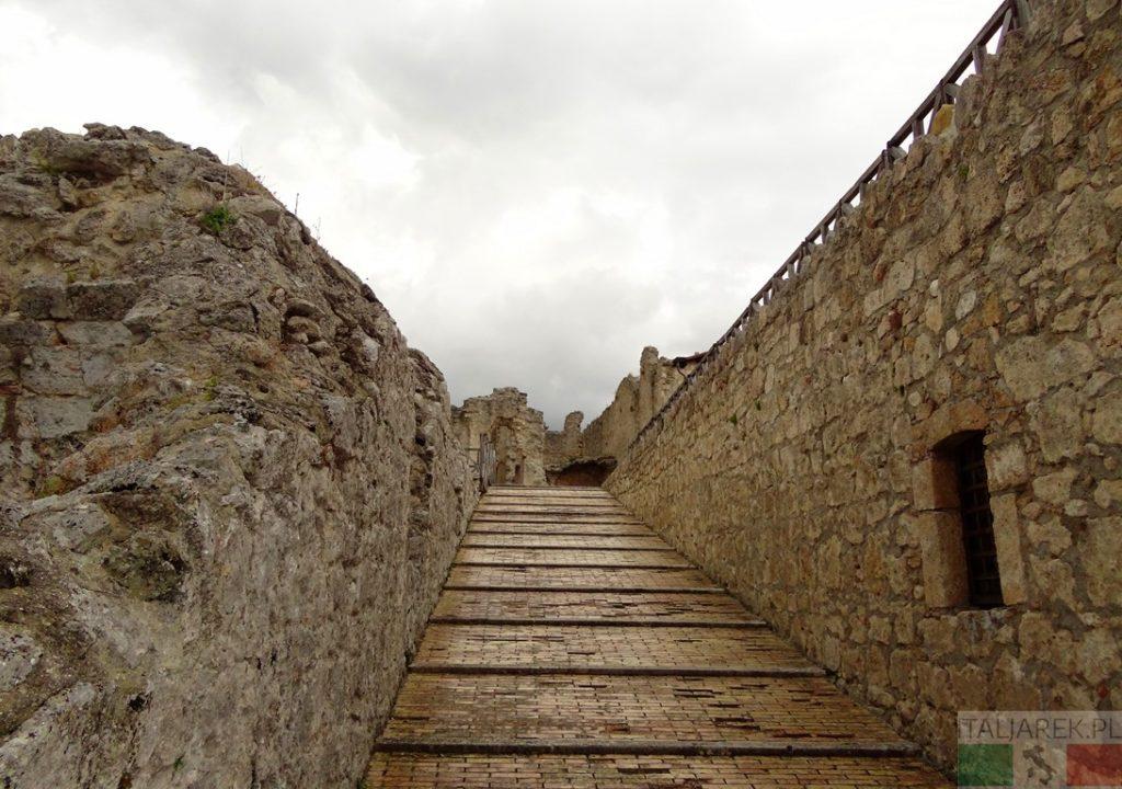 Civitella del Tronto - forteca