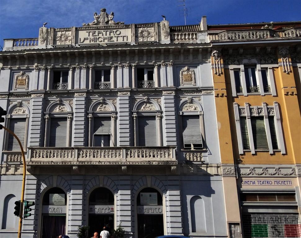 Teatro Michetti, Pescara