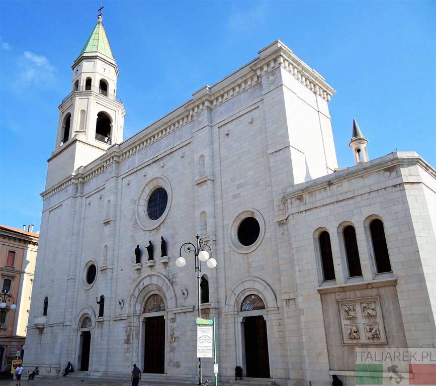 Katedra pw. św. Cetteo, Pescara