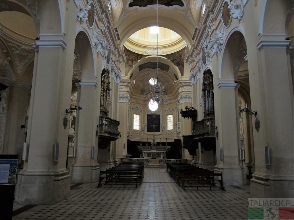 Complesso della Santissima Annunziata - wnętrze kościoła