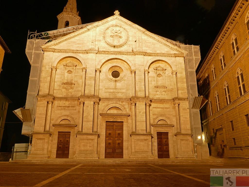 Pienza - katedra