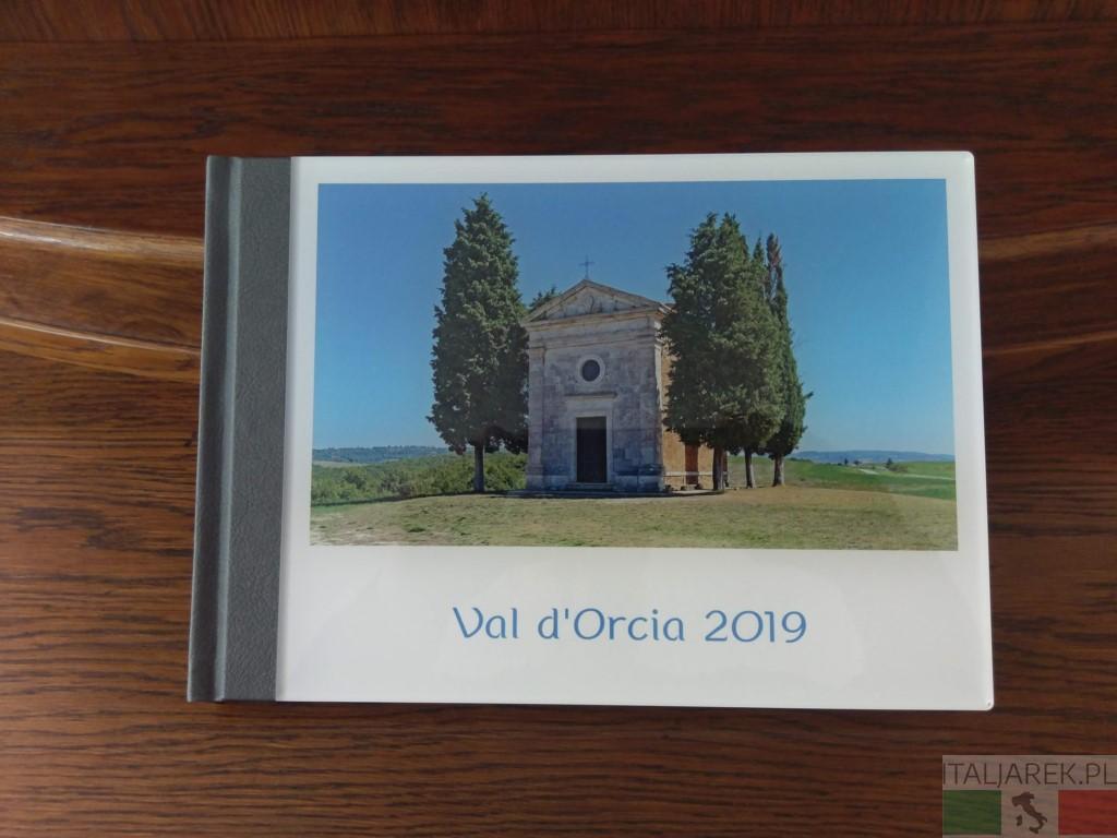 Fotoksiążka Val d'Orcia