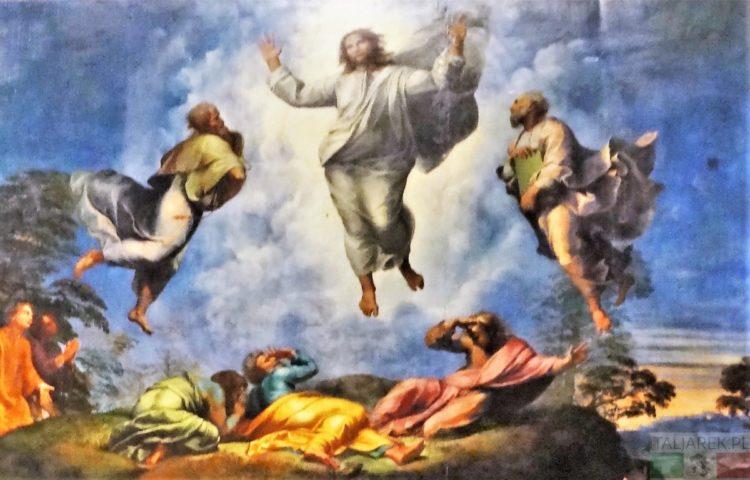 Watykan, Przemiemienie Pańskie - Rafael