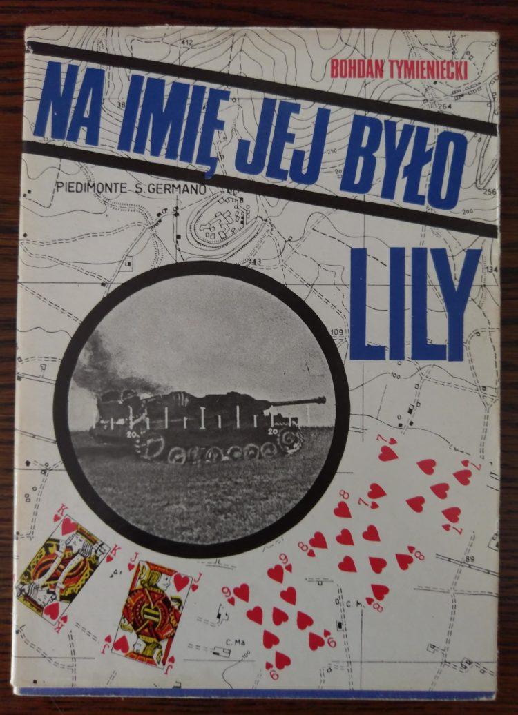 Na imię jej było Lily, Bohdan Tymieniecki