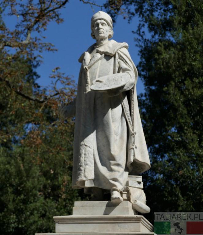 Piero della Francesca, pomnik, Sansepolcro