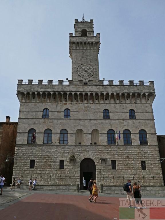Montepulciano - Palazzo Comunale