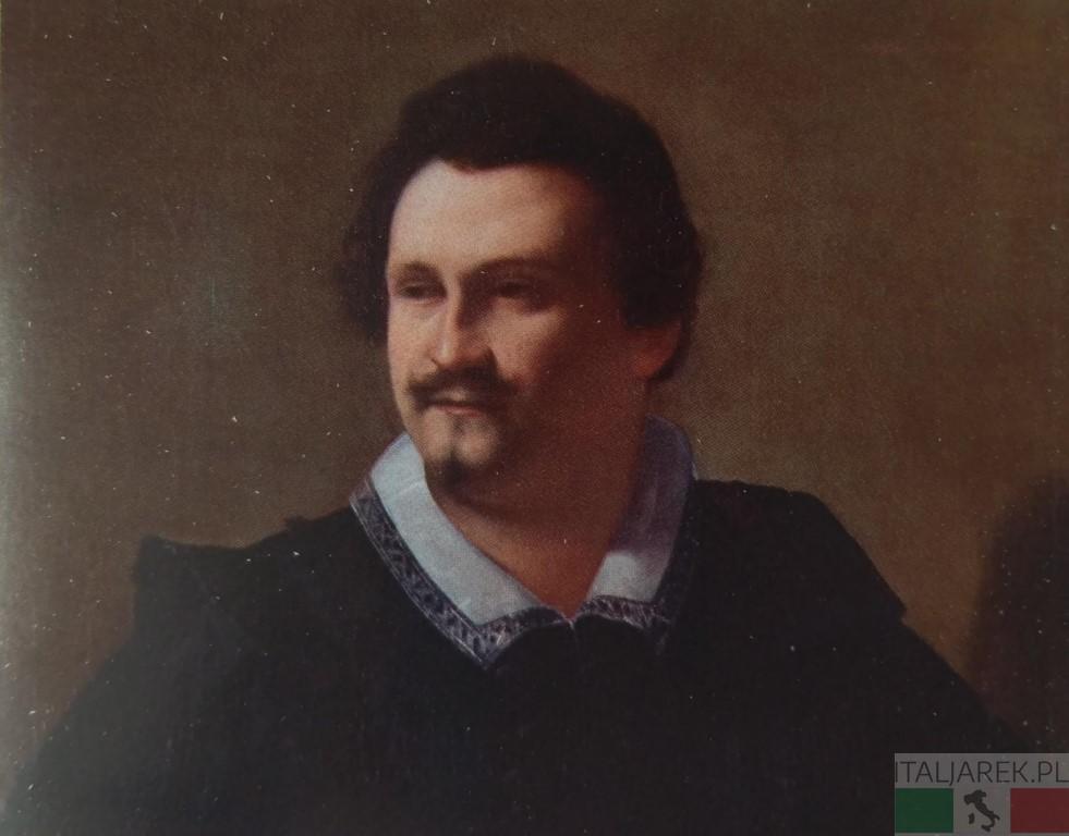 Portret mężczyzny, Caravaggio