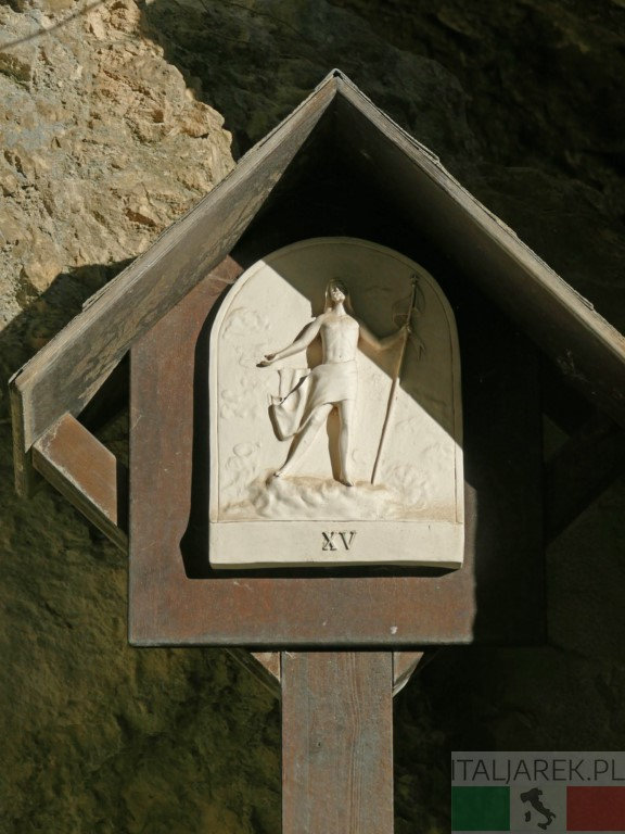 Droga Krzyżowa - Santuario Madonna di Frasassi
