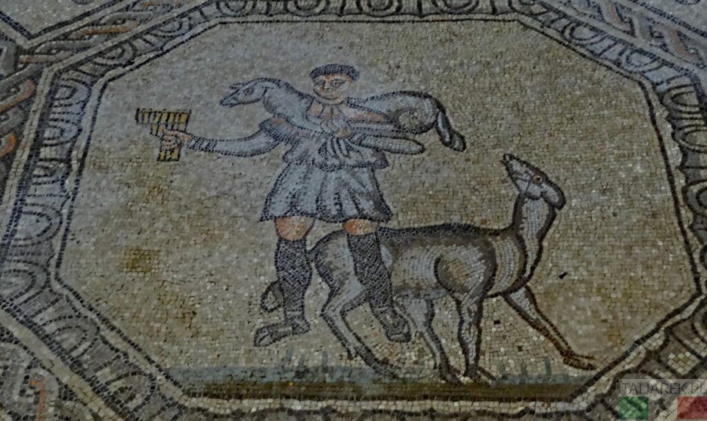 Akwileja - Dobry Pasterz