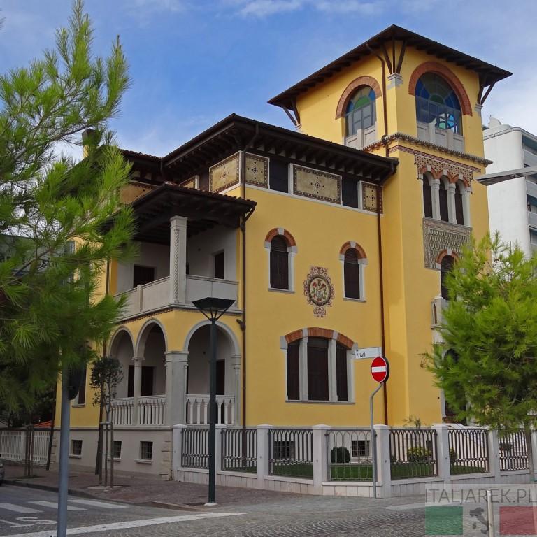 Lignano - Villa Zuzzi