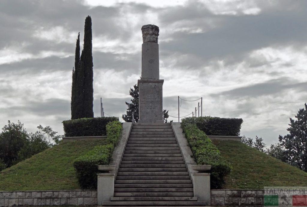 Redipuglia - park pamięci
