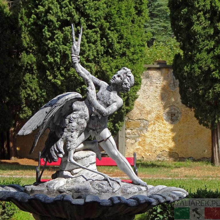 Park Miramare - rzeźba