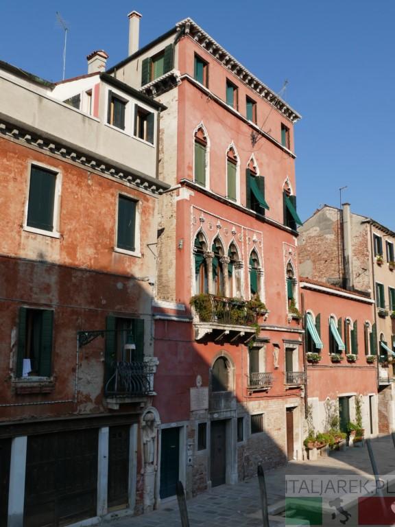 Jeden dzień w Wenecji - Casa del Tintoretto