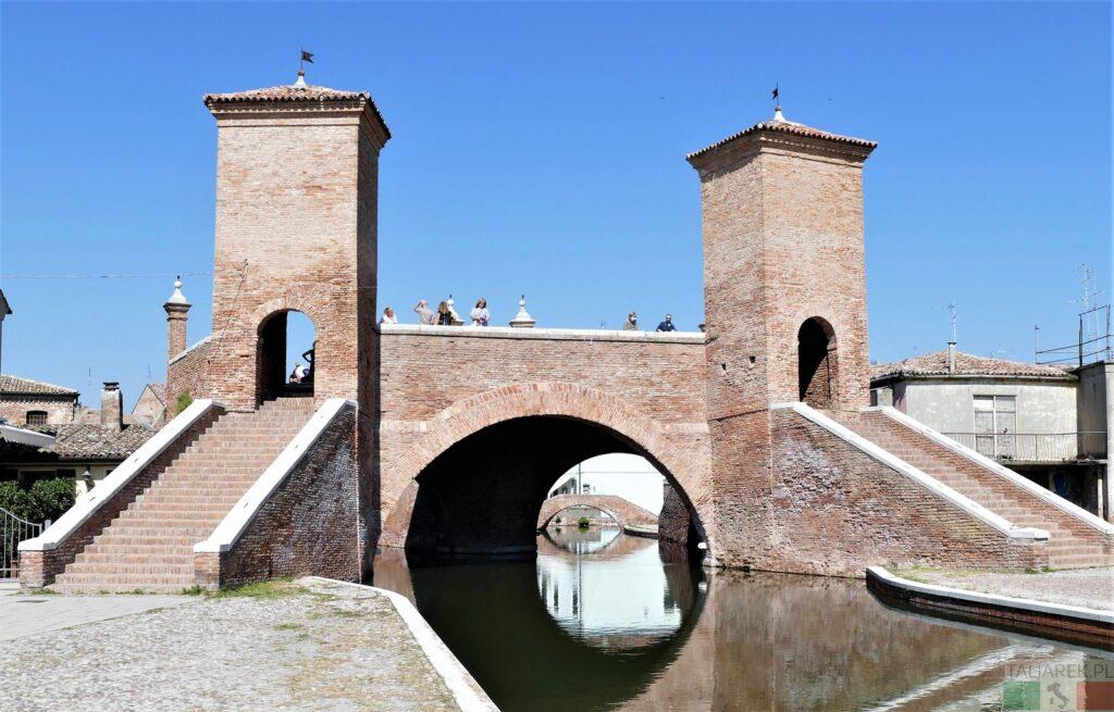 Comacchio - Trepponti