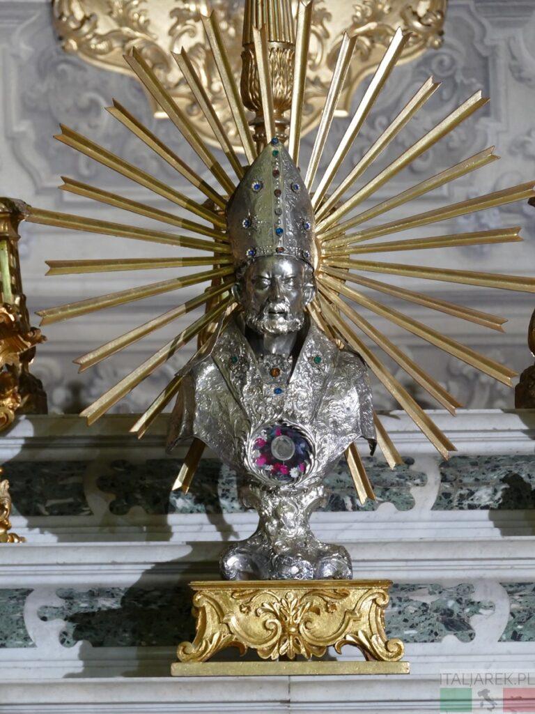 Relikwiarz San Cassiano