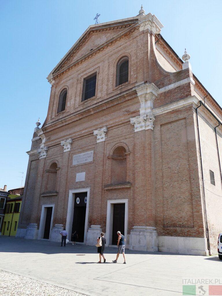 Comacchio - katedra