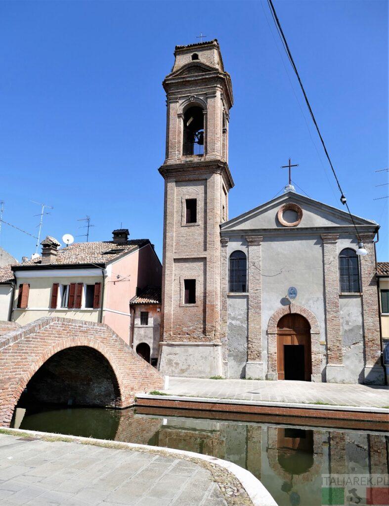 Chiesa del Carmine - Comacchio