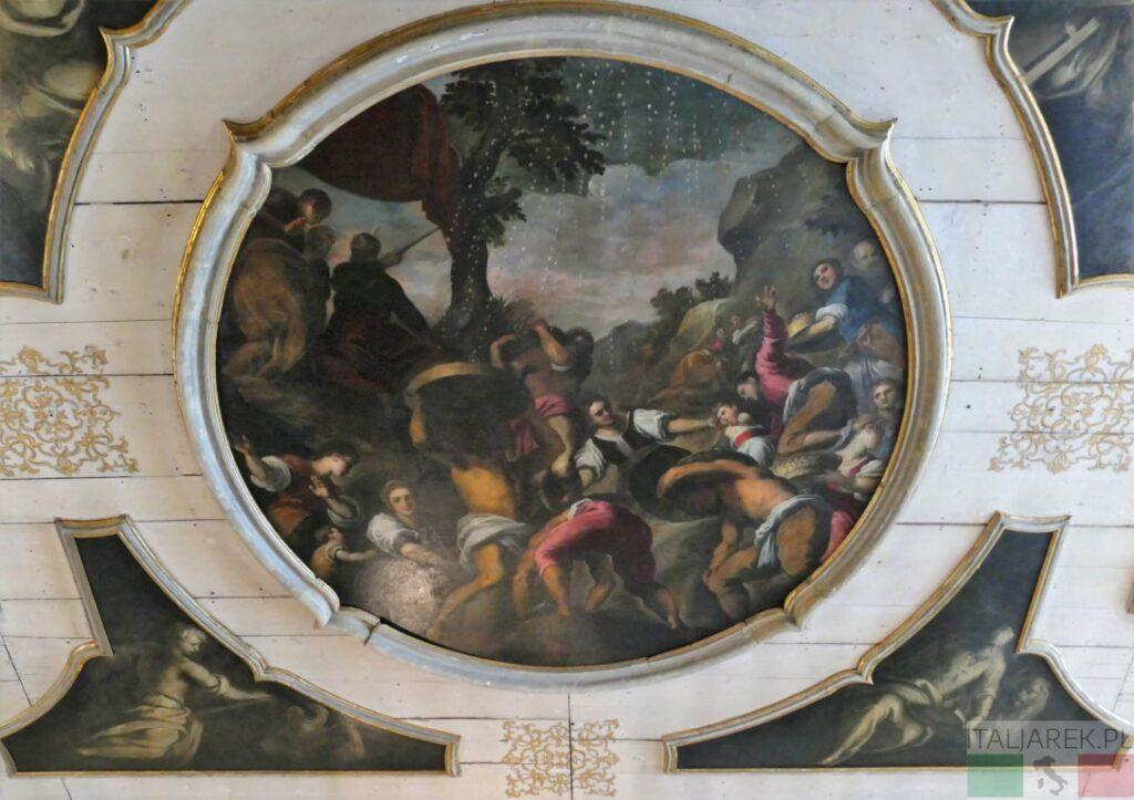 Gesuiti - Palma il Giovanne. Manna
