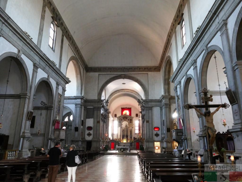 Jeden dzień w Wenecji - kościół San Francesco