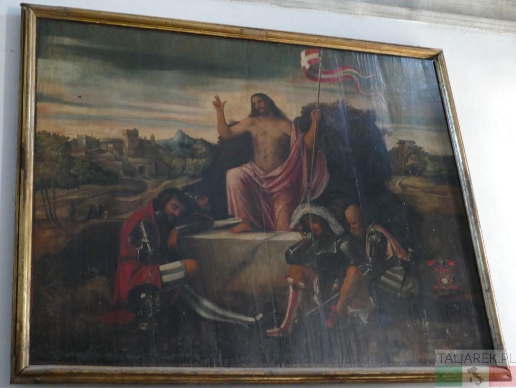 Zmartwychwstanie - Giovanni da Asola