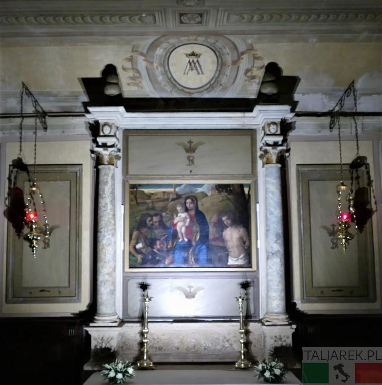 Bellini - Madonna z Dzieciątkiem.