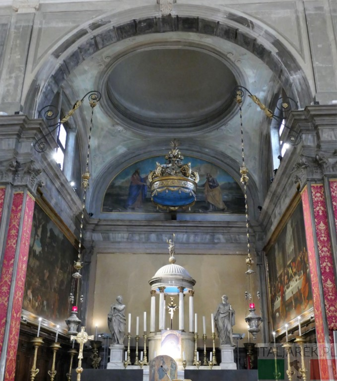 Santi Apostoli - prezbiterium