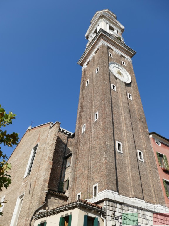 Jeden dzień w Wenecji - Santi Apostoli