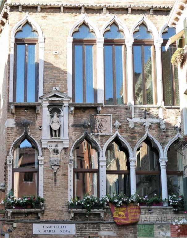 Palazzo Bembo-Boldu - Homo Silvanus