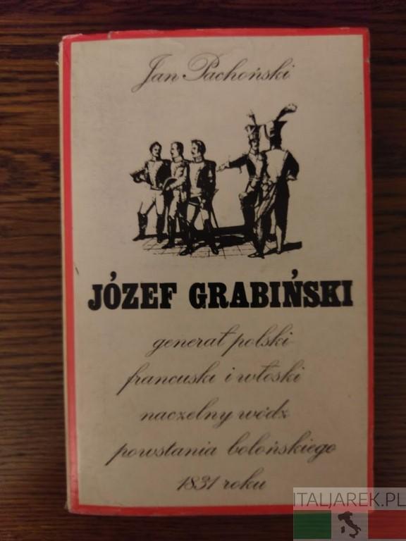 Józef Grabiński - Jan Pachoński