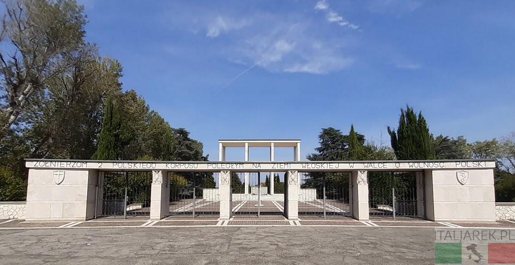 Polski Cmentarz Wojenny w Bolonii