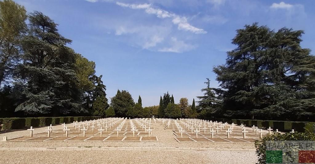 Bolonia - Polski Cmentarz Wojenny