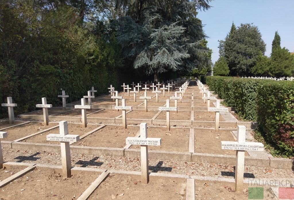 Polski cmentarz w Bolonii