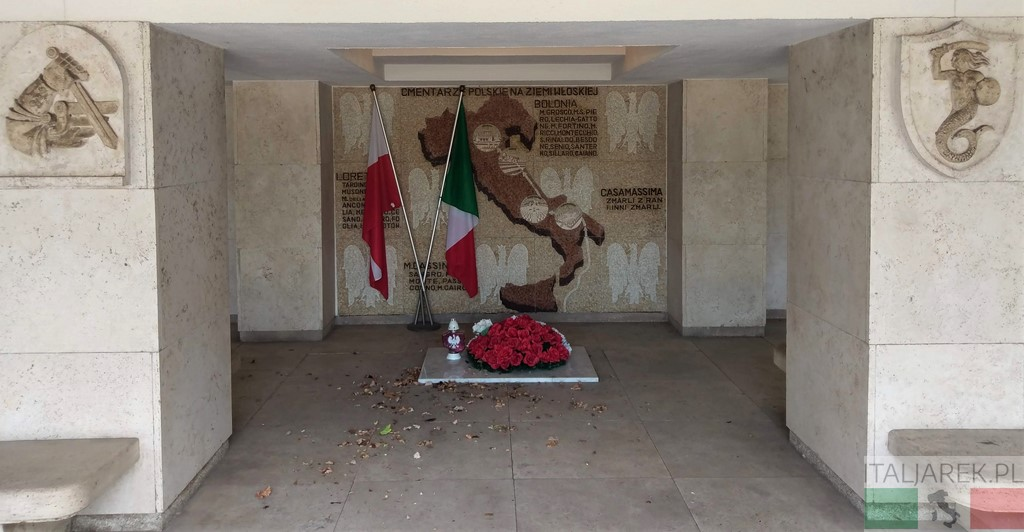 Bolonia - cmentarz