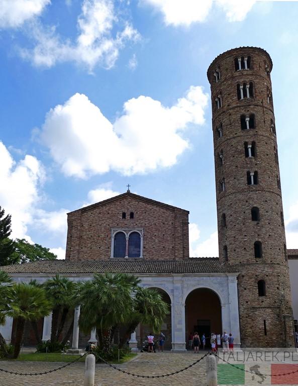 Rawenna - bazylika Sant' Apollinare Nuovo