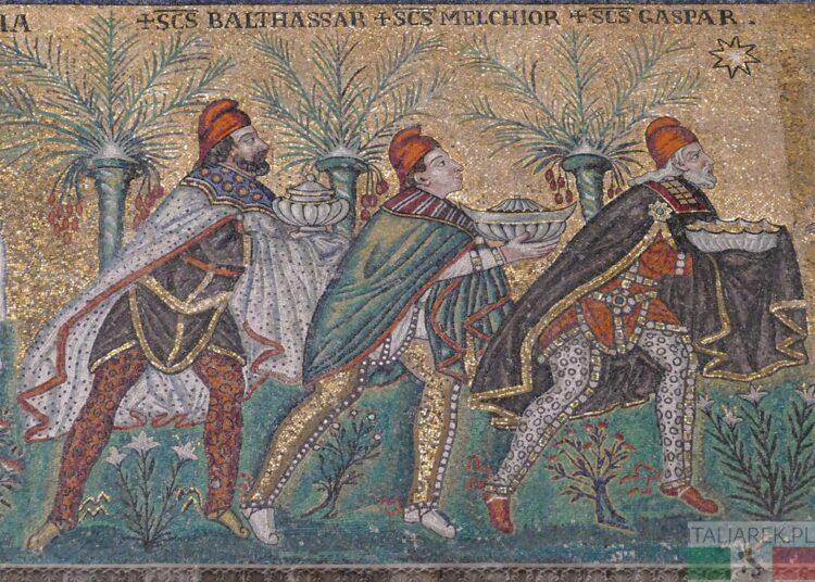 Rawenna Trzech Króli - bazylika Sant' Apollinare