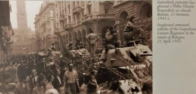 Bolonia 1945