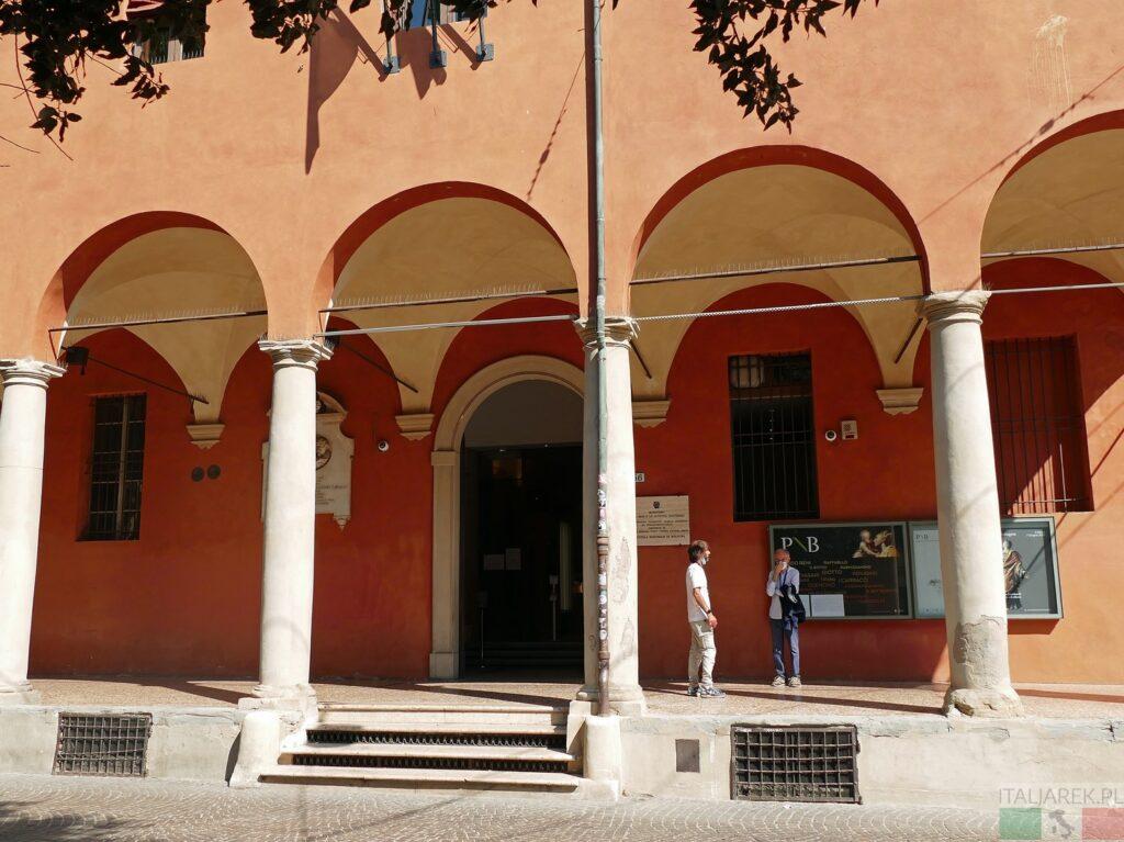 Bolonia - Pinakoteka Narodowa