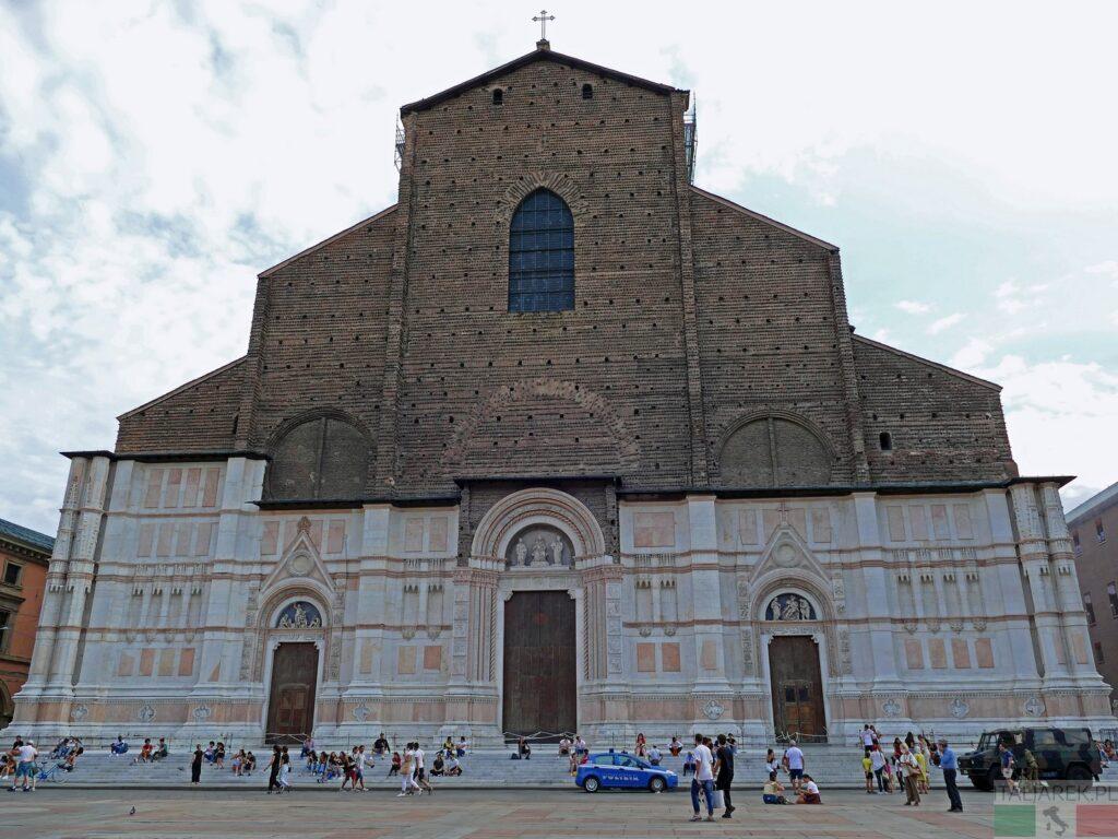 Bolonia - bazylika św. Petroniusza