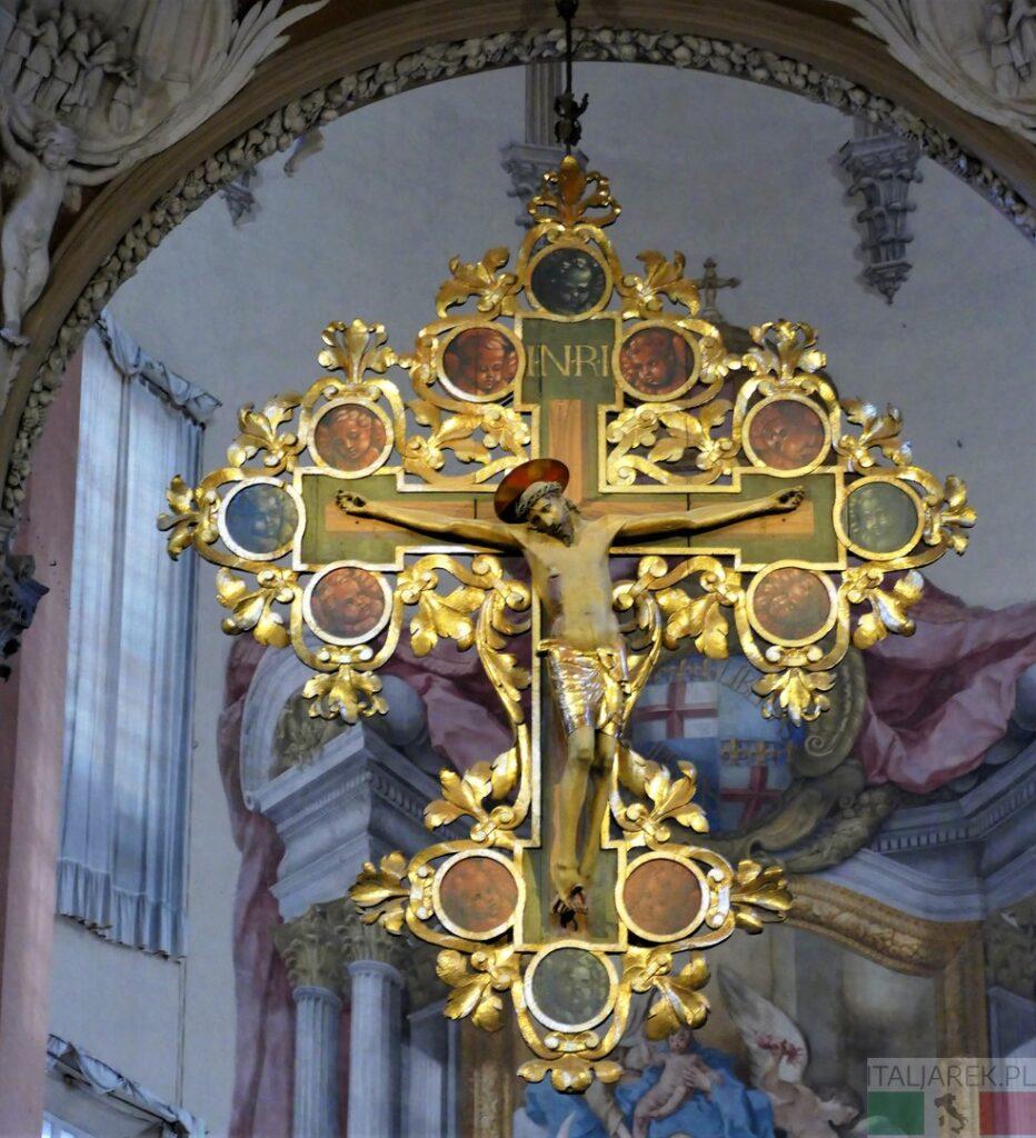 San Petronio - ołtarz główny