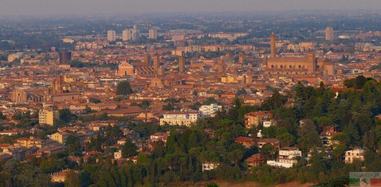 Bolonia - panorama miasta