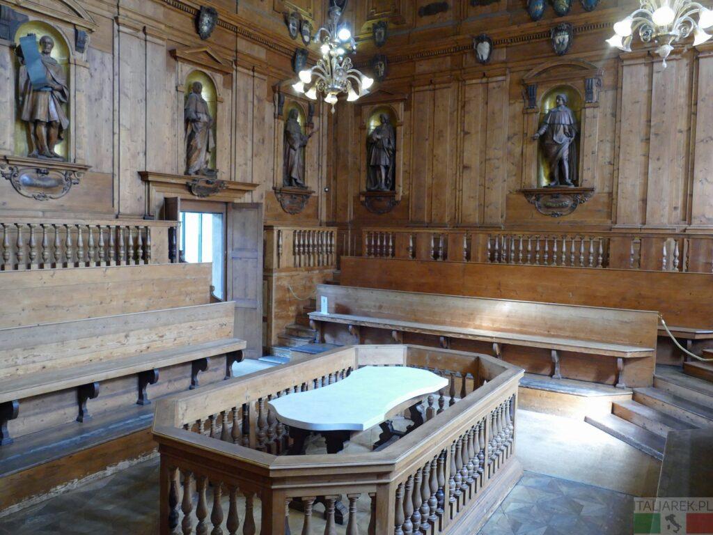 Teatro Anatomico della Biblioteca dell'Archiginnasio