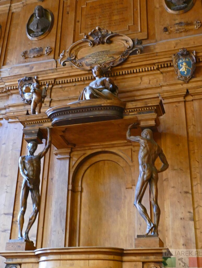 Teatro Anatomico Bolonia
